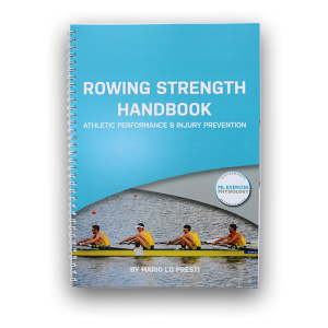 rowing strength handbook product image