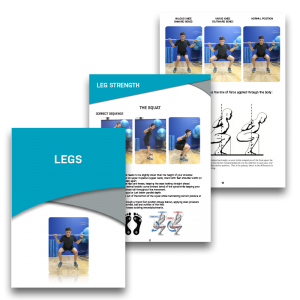 Rowing Strength Handbook sample pages